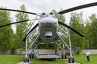 Helicopter-DataBase Photo ID:14138 Mi-10 Museum Monino  cn:8680604K