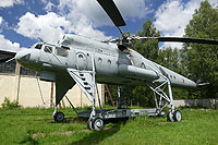 Helicopter-DataBase Photo ID:14137 Mi-10 Museum Monino  cn:8680604K