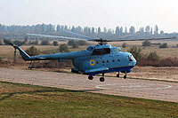 Helicopter-DataBase Photo ID:14124 Mi-14PLM Ukrainian Navy 35 yellow cn:78494