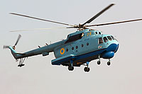 Helicopter-DataBase Photo ID:14125 Mi-14PLM Ukrainian Navy 35 yellow cn:78494
