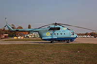 Helicopter-DataBase Photo ID:14120 Mi-14PLM Ukrainian Navy 35 yellow cn:78494