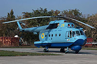 Helicopter-DataBase Photo ID:14122 Mi-14PLM Ukrainian Navy 35 yellow cn:78494