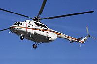 Helicopter-DataBase Photo ID:13870 Mi-17-V5 National Police Service 5Y-DCI cn:404M05