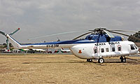 Helicopter-DataBase Photo ID:4726 Mi-17-1V National Police Service 5Y-EDM cn:404M01