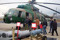 Helicopter-DataBase Photo ID:13789 Mi-171Sh (upgrade by Algeria) Algerian Air Force SM-63