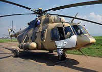 Helicopter-DataBase Photo ID:8832 Mi-17-1V (upgrade by ASU Baltija 2) RAF-1209 646M09