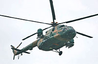Helicopter-DataBase Photo ID:3728 Mi-171 (upgrade by China 1) LH94742