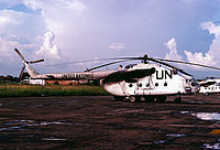 Helicopter-DataBase Photo ID:1197 Mi-8MTV-1 United Nations CCCP-70913 cn:94691