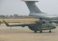 Helicopter-DataBase Photo ID:3682 Mi-8MTV-1 Angolan Air Force H-589