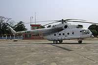 Helicopter-DataBase Photo ID:7264 Mi-17-1V Angolan Air Force H-624