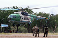 Helicopter-DataBase Photo ID:16173 Mi-17-1V Ethiopian Air Force 2008