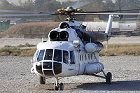 Helicopter-DataBase Photo ID:7337 Mi-8MTV-1 Supreme Aviation EX-08010 cn:95986