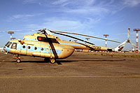Helicopter-DataBase Photo ID:17051 Mi-8MTV-1 Kyrgyzstan Airlines EX-25182 cn:95521