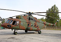 Helicopter-DataBase Photo ID:5868 Mi-17-V5 (upgrade by Aviakon) N7040J 004M161