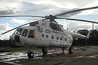 Helicopter-DataBase Photo ID:12181 Mi-17-1V A&S Aviation Pacific OB-2028-P cn:148M01