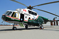 Helicopter-DataBase Photo ID:13863 Mi-8MTV-1 Peruvian National Police PNP-503 cn:96024