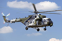 Helicopter-DataBase Photo ID:15733 Mi-171Sh (upgrade by LOM) 22nd Helicopter Base 9806 cn:59489619806