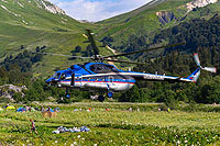 Helicopter-DataBase Photo ID:16906 Mi-8AMT Ulan-Ude Aviation Plant RA-22663 cn:8AMT00643177615U