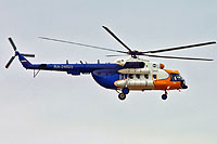 Helicopter-DataBase Photo ID:17532 Mi-8AMT PANH Helicopters RA-24025 cn:59489611145
