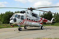 Helicopter-DataBase Photo ID:16910 Mi-8MTV-1 Vityaz-Aero RA-24433