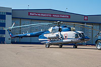 Helicopter-DataBase Photo ID:16486 Mi-8AMT Ulan-Ude Aviation Plant 709 white