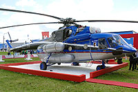 Helicopter-DataBase Photo ID:13675 Mi-8AMT Ulan-Ude Aviation Plant 715 white cn:8AMT00643177615U