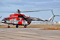 Helicopter-DataBase Photo ID:10688 Mi-171P Ulan-Ude Aviation Plant 736 black cn:171P00643137360U