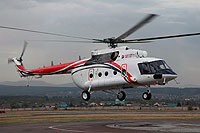 Helicopter-DataBase Photo ID:17018 Mi-8AMT Russian Helicopters  cn:8AMT00643..7730U
