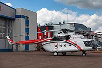 Helicopter-DataBase Photo ID:17019 Mi-8AMT Russian Helicopters  cn:8AMT00643..7730U
