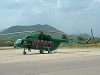 Helicopter-DataBase Photo ID:217 Mi-17-1V Lao Air RDPL-34140