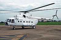 Helicopter-DataBase Photo ID:13820 Mi-17-1V unknown RDPL-34140
