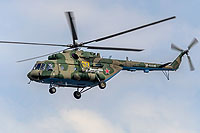 Helicopter-DataBase Photo ID:14626 Mi-8MTV-5 Russian Air Force RF-04445 cn:97416