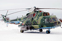 Helicopter-DataBase Photo ID:6405 Mi-8MT Russian Federal Border Guard RF-23171 cn:93960