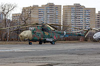 Helicopter-DataBase Photo ID:14289 Mi-8MTV-2 Troops of the National Guard of the Russian Federation RF-34276 cn:95469