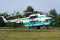 Helicopter-DataBase Photo ID:1942 Mi-8MTV-1 Federal Customs Service of Russia RF-38370 cn:96066