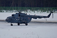 Helicopter-DataBase Photo ID:14308 Mi-8MT Russian Air Force RF-92566 cn:94892
