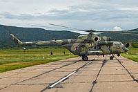 Helicopter-DataBase Photo ID:14352 Mi-8AMTSh Russian Air Force RF-95347 cn:8AMTS00643105404U