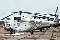 Helicopter-DataBase Photo ID:16368 Mi-8MT United Nations RF-95550 cn:94475