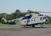 Helicopter-DataBase Photo ID:5061 Mi-17-1V 28th Aviation Squadron of the Navy 0608 cn:106M08