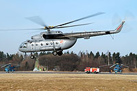 Helicopter-DataBase Photo ID:13076 Mi-17-1V 43rd Naval Air Base 0608 cn:106M08