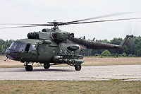 Helicopter-DataBase Photo ID:10585 Mi-17-1V (upgrade by WZL-1) 1st (37th) Army Aviation Wing 6108 cn:616M11
