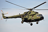 Helicopter-DataBase Photo ID:12119 Mi-17-1V (upgrade by WZL-1) 1st (37th) Army Aviation Wing 6110 cn:616M14