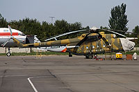 Helicopter-DataBase Photo ID:7019 Mi-8MT Kazakhstan Border Guard 08 yellow