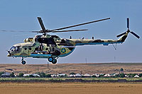 Helicopter-DataBase Photo ID:14931 Mi-171Sh Kazakhstan Border Guard 16 yellow cn:171S00398137341U