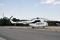 Helicopter-DataBase Photo ID:11354 Mi-8MTV-1 BurundaiAvia UP-MI815
