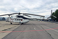 Helicopter-DataBase Photo ID:13258 Mi-8MTV-1 BurundaiAvia UP-MI815