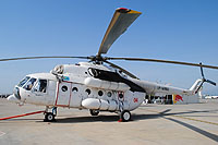 Helicopter-DataBase Photo ID:14421 Mi-8MTV-1 BurundaiAvia UP-MI860 cn:93449