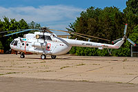 Helicopter-DataBase Photo ID:11351 Mi-8AMT BurundaiAvia UP-MI863