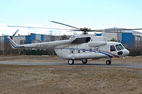 Helicopter-DataBase Photo ID:14624 Mi-8MTV-1 unknown UP-MI865