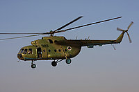 Helicopter-DataBase Photo ID:3395 Mi-8MTV-1 Afghan National Army Air Force 583
